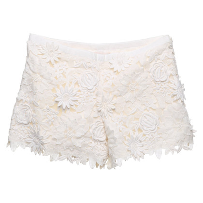 Tory Burch Shorts in cream