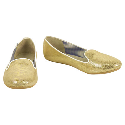 Charles Philip Shanghai Gouden loafers