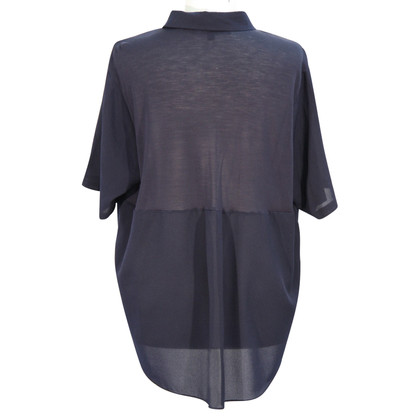 French Connection Blouse in donkerblauw