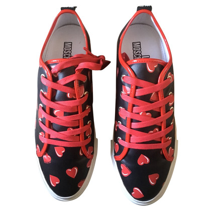 Moschino Love chaussures de tennis
