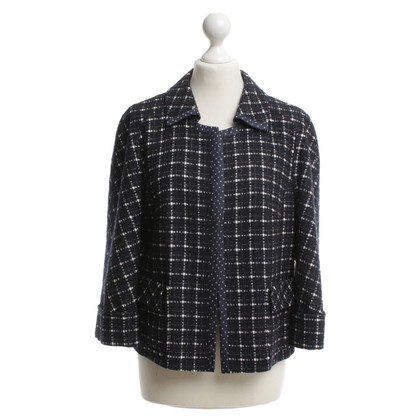Rena Lange Blazer with check pattern