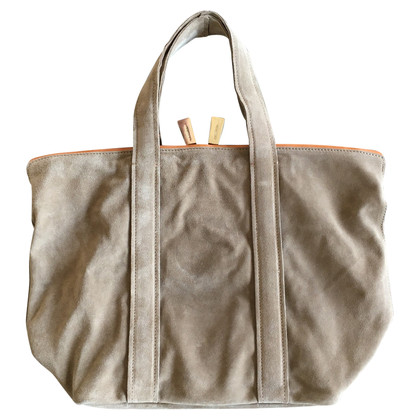 Vanessa Bruno Wildleder Tote Bag