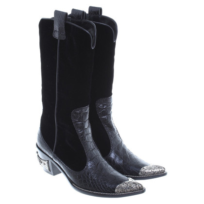 "Other Designer Vicini - boots ""TeX 50 tubo dream Stampato"""