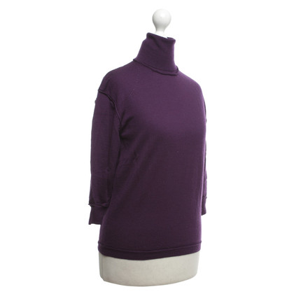 Acne Turtleneck in purple