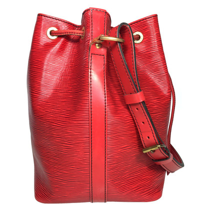 "Louis Vuitton ""Petit Noé Epi Leder"" in Rot"
