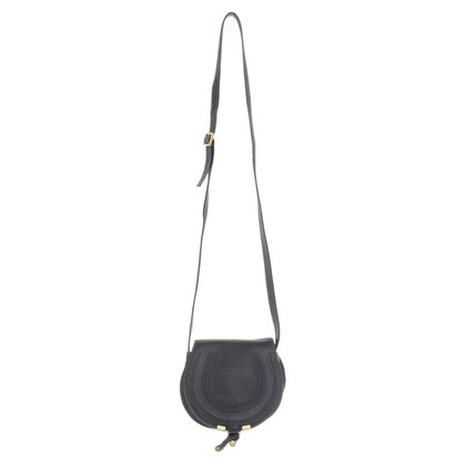 "Chloé ""Marcie Bag Small"" in black"