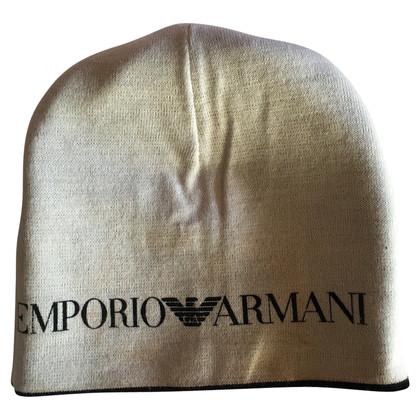 Armani Jeans Bonnet de laine