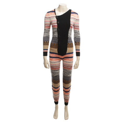 Henrik Vibskov Knit jumpsuit with pattern