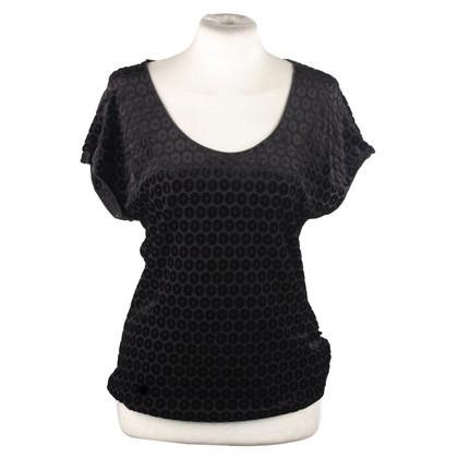 Armani T-shirt nera