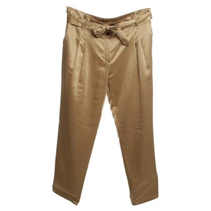 Escada Gold pants