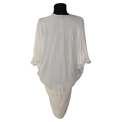 Rick Owens Kaftan in silk