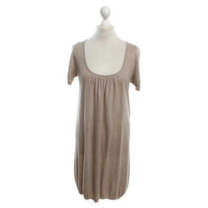 Antonia Zander Strickkleid in Beige