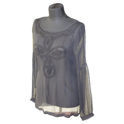 Antik Batik Silk tunic