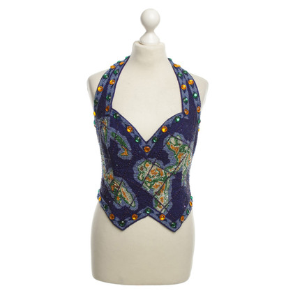 Ella Singh Top with colorful beads