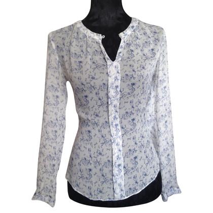 Armani Jeans Zijden blouse