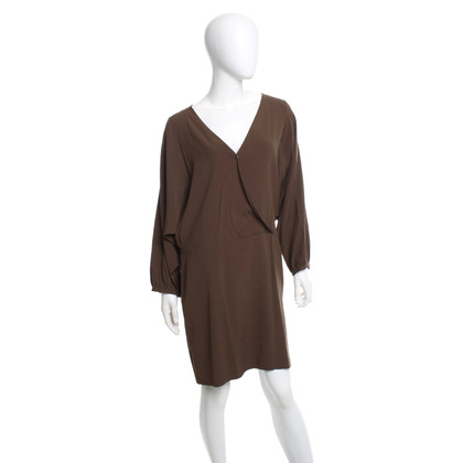 Filippa K Dress with feathered sleeves