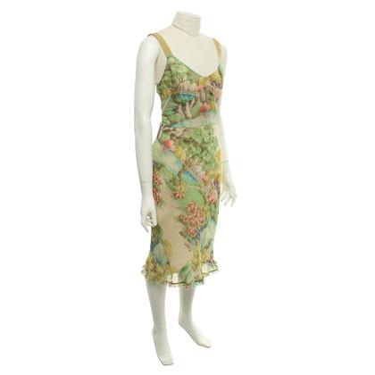 Paul Smith Silk dress in multicolor