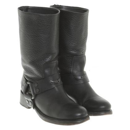 Zadig & Voltaire Biker boots in black