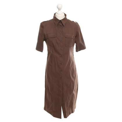 Aigle Blouse dress in Khaki