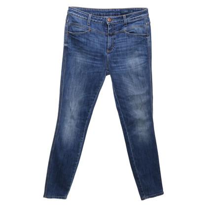 Closed Blauwe spijkerbroek