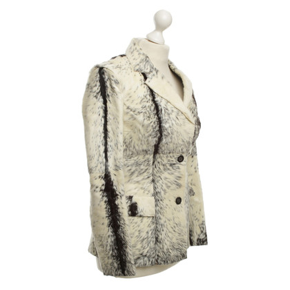 Gucci Blazer made of fur