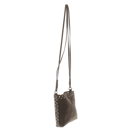 Vanessa Bruno Shoulder bag made of suede