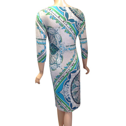 Emilio Pucci zijden jurk van Emilio Pucci