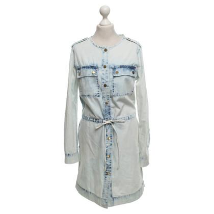 Michael Kors Denim dress with wash