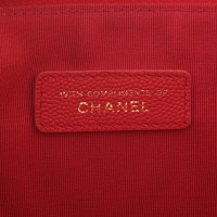 Chanel Leather laptop bag