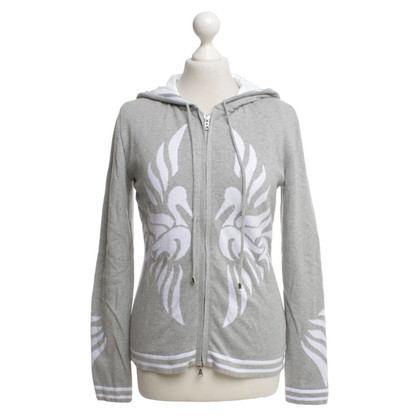 Bogner Sweatjacke in grey