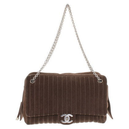 Chanel Flap Bag Suede