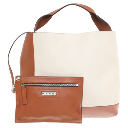 Marni Leather shopper