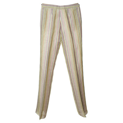 Etro Leggings with stripe pattern
