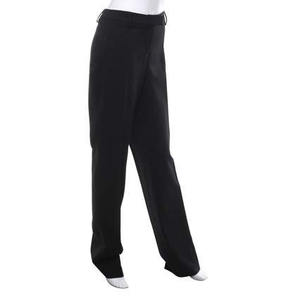 Piu & Piu trousers in black