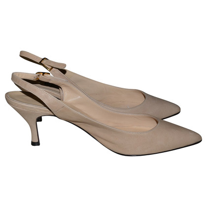 Luciano Padovan Sling backs