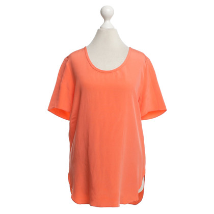 Other Designer IHeart - Silk blouse in orange