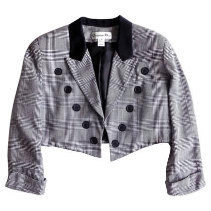 Christian Dior Zugeschnittene blazer