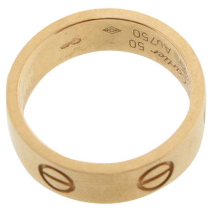 "Cartier ""Love Ring"" in geel goud"
