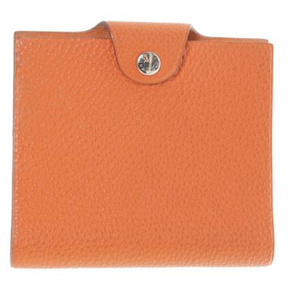 Hermès Notebook case in orange