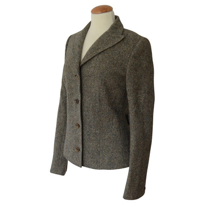 Dolce & Gabbana Giacca di Tweed Blazer aderente
