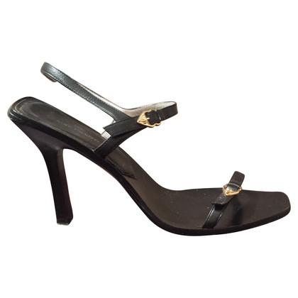 Cesare Paciotti Black sandal