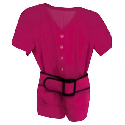 Max Mara Fuschia Pink Suit