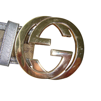 Gucci Cintura con logo