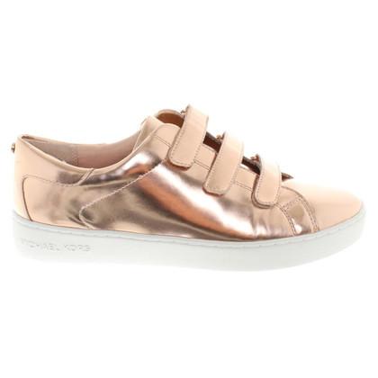 Michael Kors Sneakers with metallic effect