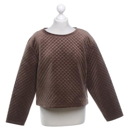 Reiss Sweater aus Samt