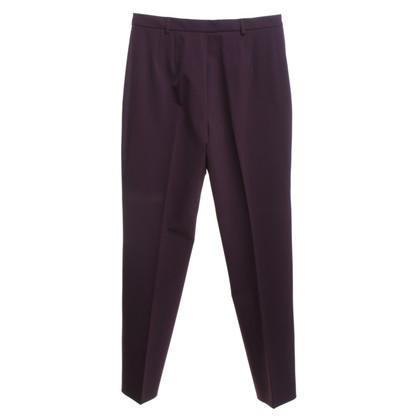 Prada Pantaloni in viola