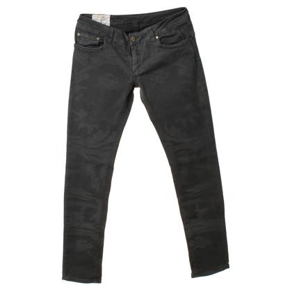 Dondup Jeans con modello di luce
