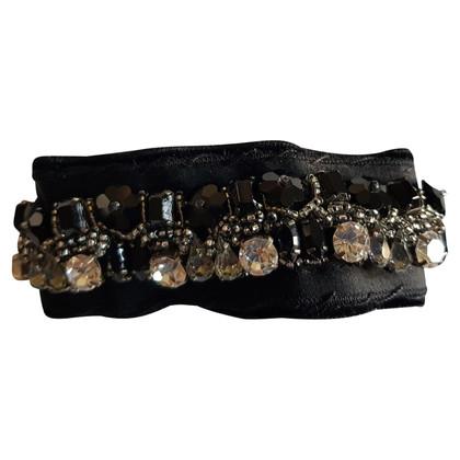 Prada Bracelet with gemstone trim