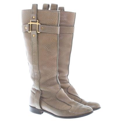 Dolce & Gabbana Leren laarzen