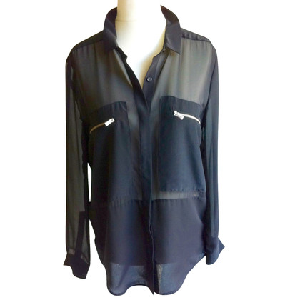The Kooples Terranova camicia nera